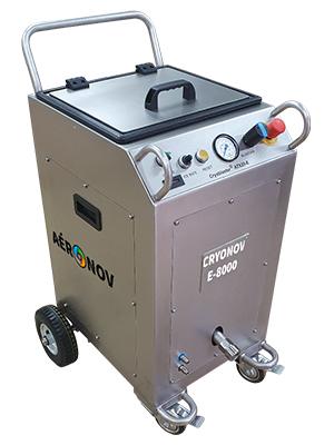 Nettoyeur cryogénique CRYONOV E-8000