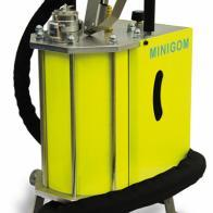Aérogommeuse MINIGOM - professionnels et particuliers