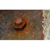 Enlever la rouille des surfaces métalliques
